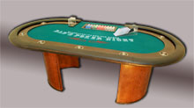 Deluxe Gaming Table